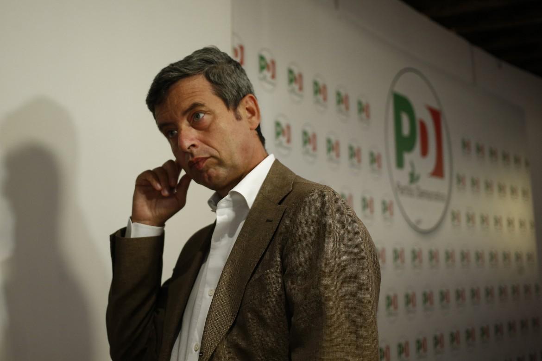 Il vicesegretario del Pd Andrea Orlando
