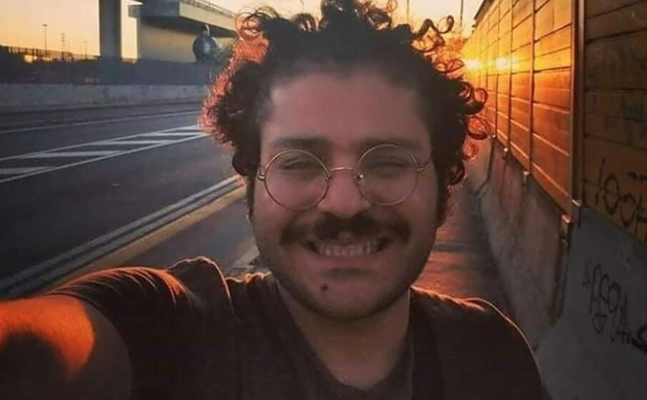 Lo studente egiziano Patrick Zaki
