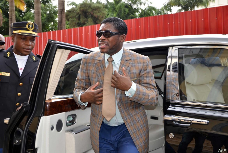Teodorin Obiang Nguema Mangue, vicepresidente della Guinea equatoriale