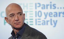 Jeff Bezos vuole salvare il pianeta con 10 miliardi di dollari