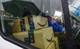 Sciopero dei driver Amazon bloccata in tutta la Lombardia