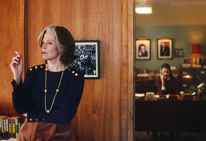 Sigourney Weaver e Margaret Qualley in «My Salinger Year»