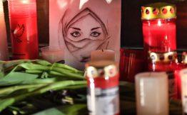 Veglia per le vittime ad Hanau