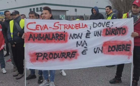 Citt dei libri a Stradella lo sciopero del S I Cobas ha fermato la distribuzione dei libri in Italia