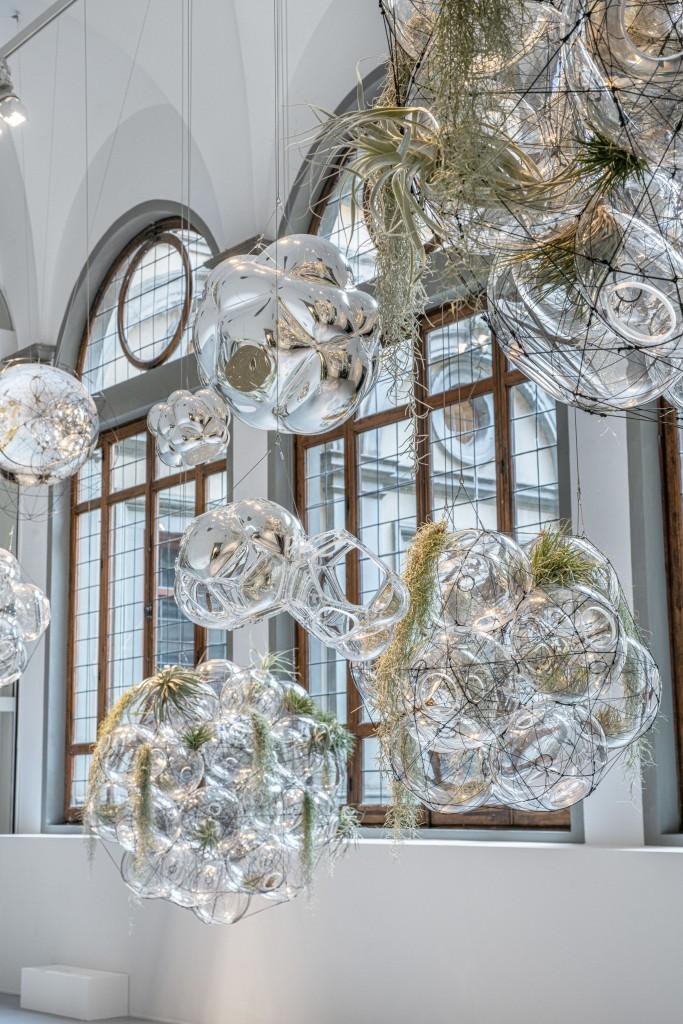 «Flying Gardens» a Palazzo Strozzi foto di Ela Bialkowska, Okno Studio
