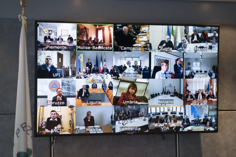 Videoconferenza Stato Regioni