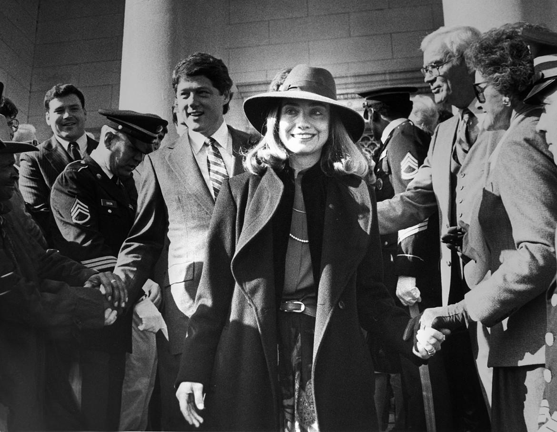Hillary Clinton negli anni '70