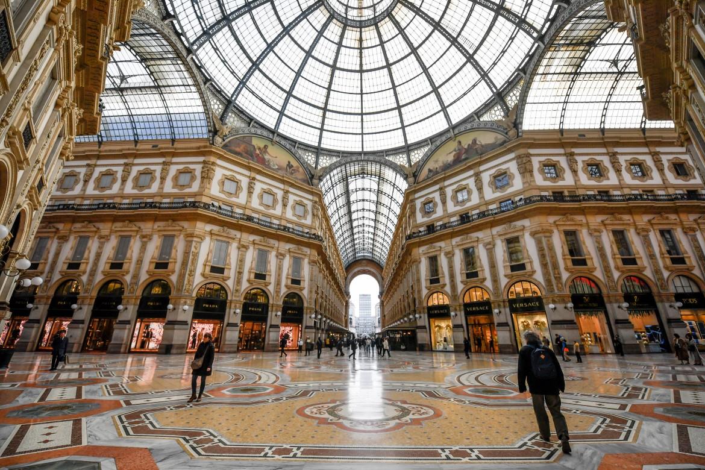 Milano al tempo del coronavirus