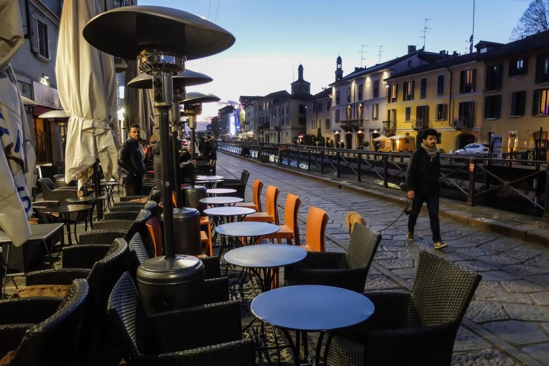 Locali ai Navigli, Milano