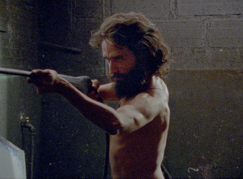 Luis Felipe Lozano in «Los Conductos»