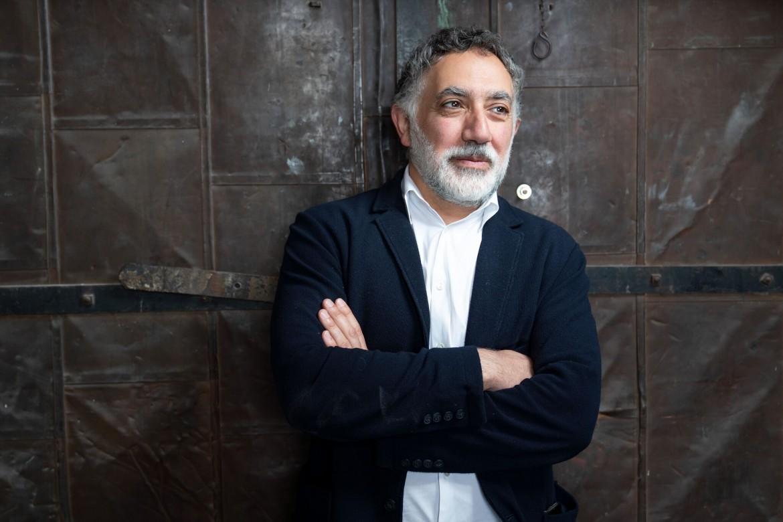 Il curatore della Biennale d'Architettura, Hashim Sarkis
