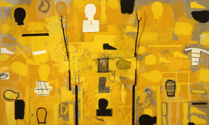 Mimmo Paladino, «Senza titolo», 2006