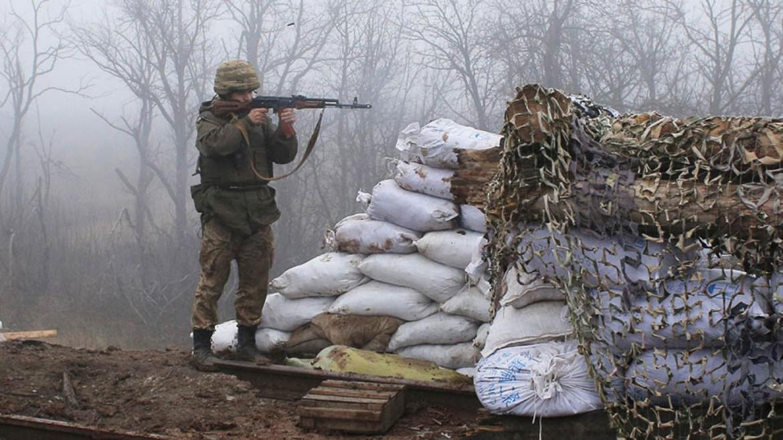 Combattimenti nel Donbass