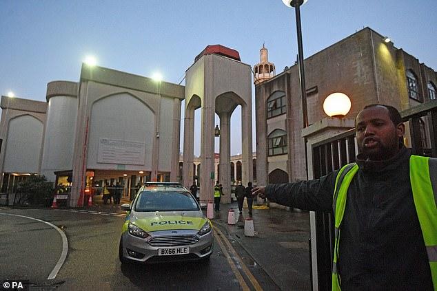 La London Central Mosque