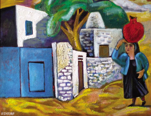 Ashraf Heybat, «The daily life of rural Azerbaijan»