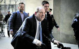 Weinstein colpevole di violenza sessuale e stupro
