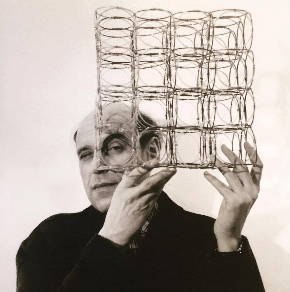 Yona Friedman (Budapest, 1923 - Parigi, 2020)