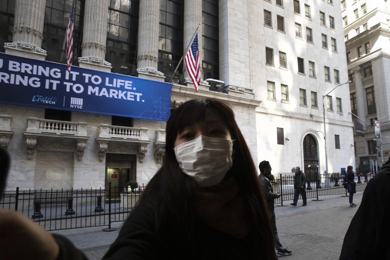 Davanti a Wall Street