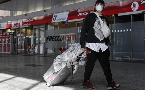 In Italia ieri record mondiale di decessi Rebus Lombardia