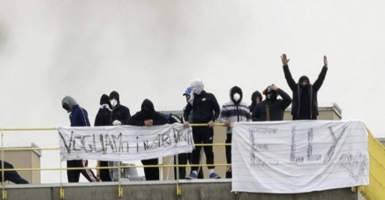 La rivolta del carcere di Bologna
