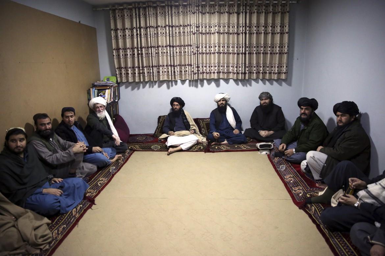 Prigionieri talebani nel carcere di Pul-e-Charkhi a Kabul, Afghanistan