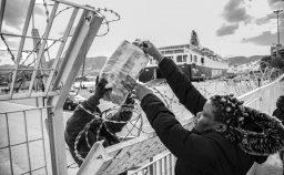 Sui rifugiati sbarcati a Lesbo lo spettro della deportazione