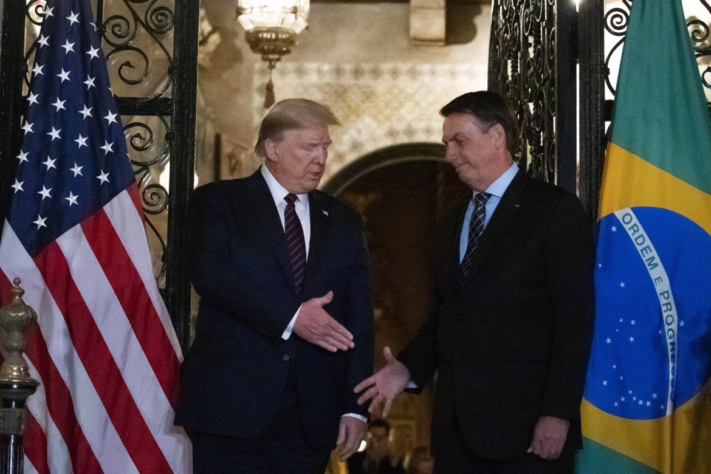 Trump e Bolsonaro a Miami alla fine di febbraio