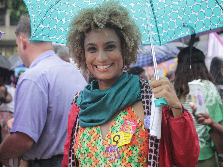 Marielle Franco, attivista politica e consigliera comunale di Rio de Janeiro