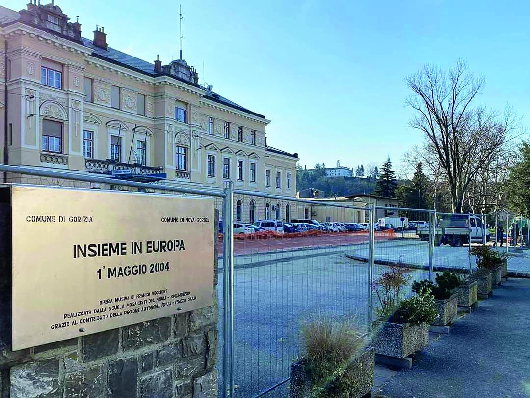 Torna il Muro di Gorizia