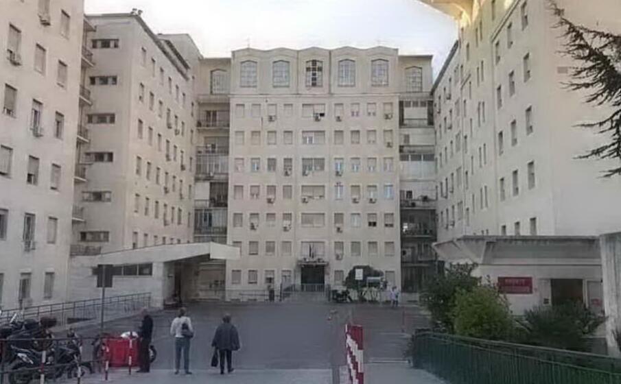 L'ospedale di Sassari