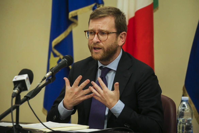 Peppe Provenzano, ministro per il Sud e la coesione territoriale
