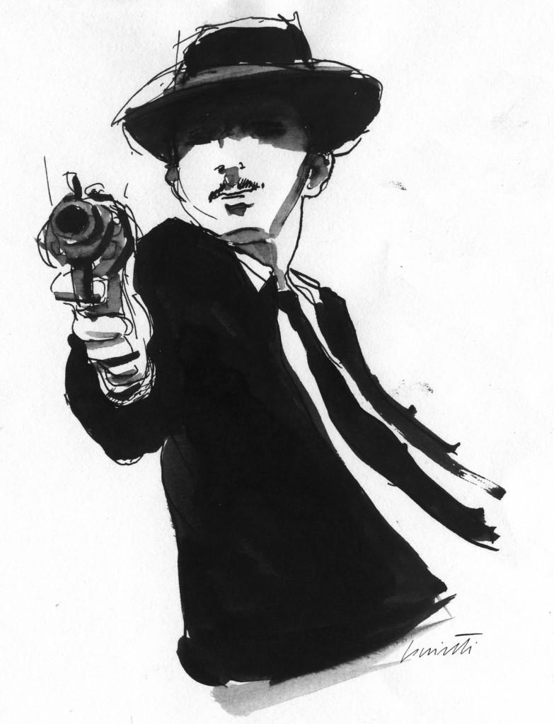 Un'illustrazione di Marco Lovisatti