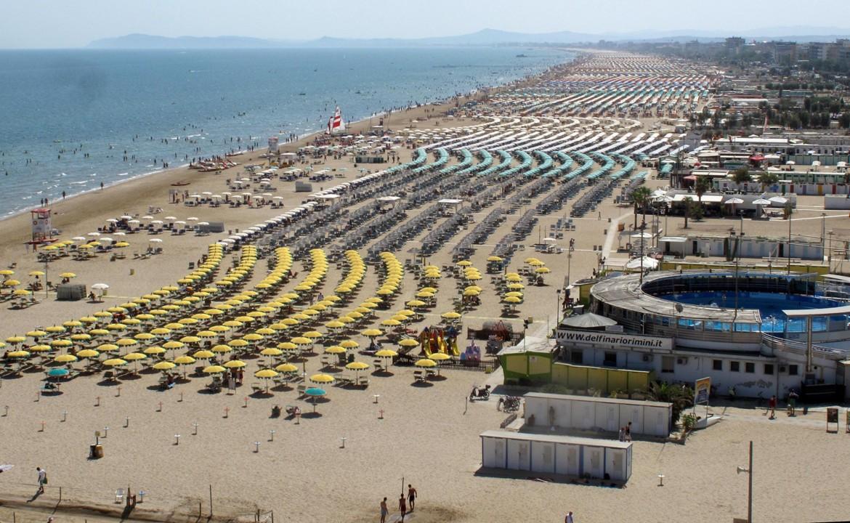 Un'immagine di Rimini