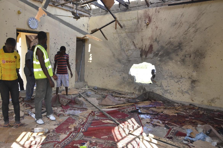 Dopo un attentato a Maiduguri