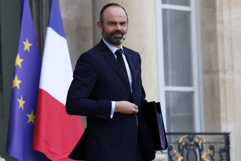 Il premier francese Edouard Philippe