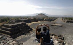 Si salvi solo chi pu Larrivo del coronavirus a Citt del Messico
