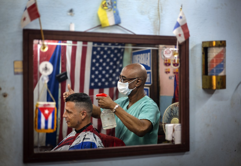 Dal barbiere all'Avana, 25 marzo 2020