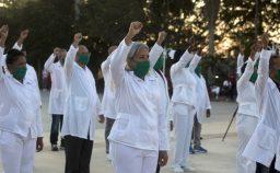 Medici no bombe La lezione di Cuba sempre valida