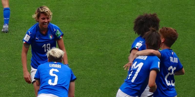 La Nazionale italiana ai Mondiali del 2019