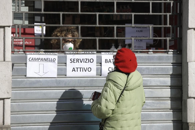 Una farmacia a Milano