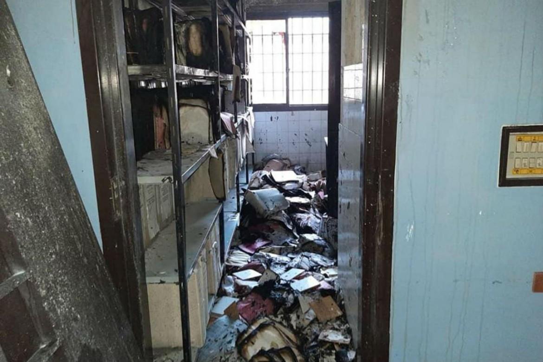 Il carcere di Foggia dopo la protesta dei detenuti