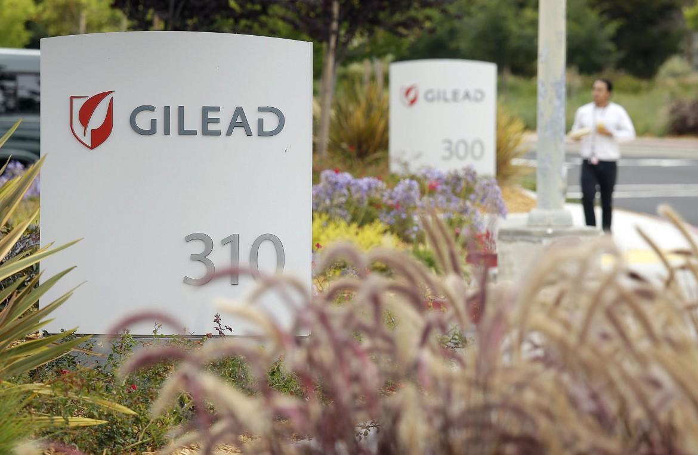 Il quartier generale della Gilead a Foster City in California