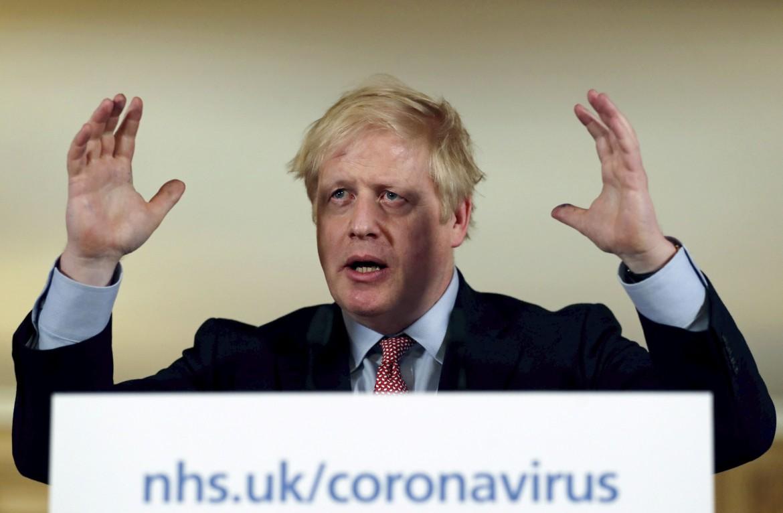 Boris Johnson parla alla nazione
