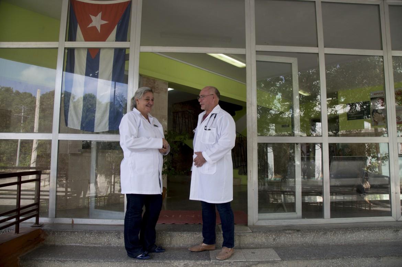 Un ospedale cubano
