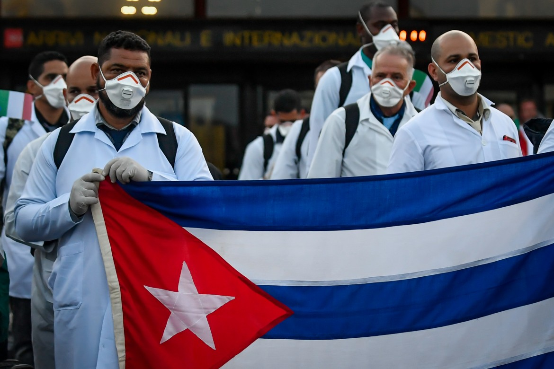 Medici cubani in Lombardia