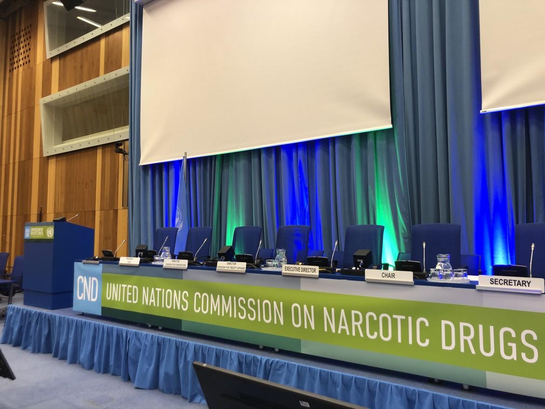 Commissione narcotici delle Nazioni unite