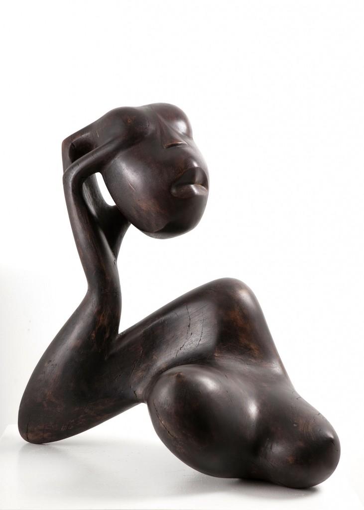 George Kyeyune, «Contemplazione», 1995