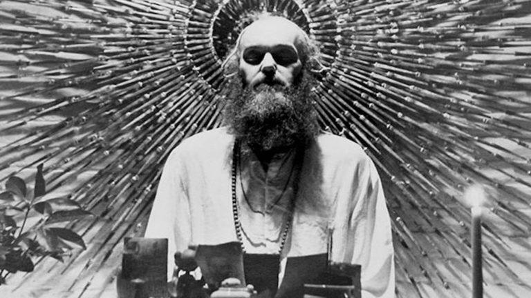 Ram Dass, pioniere della psichedelia, al secolo Richard Alpert