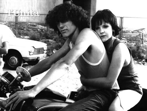Una scena del film di Gianni Serra «La ragazza di via Millelire»