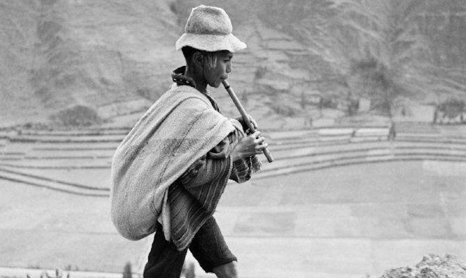 Werner Bischof, Perù, 1954